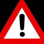 Внимание! Будьте осторожны!